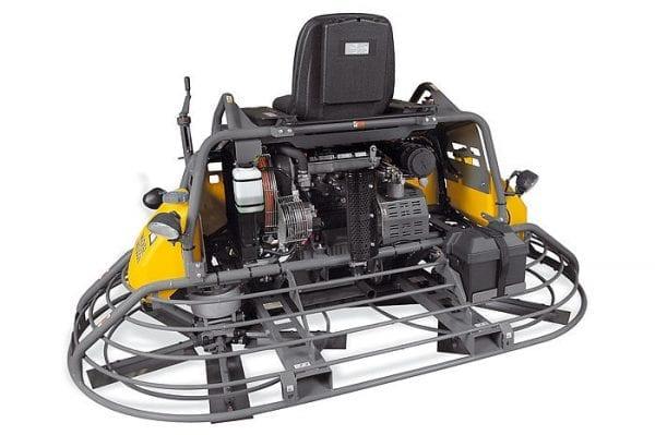 """CRT48-35L - Ride-On Trowel 48"""" - Diesel"""