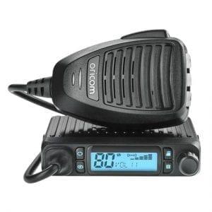 UHF CB Mobile 2-Way Radio - 80Ch. 5W Micro