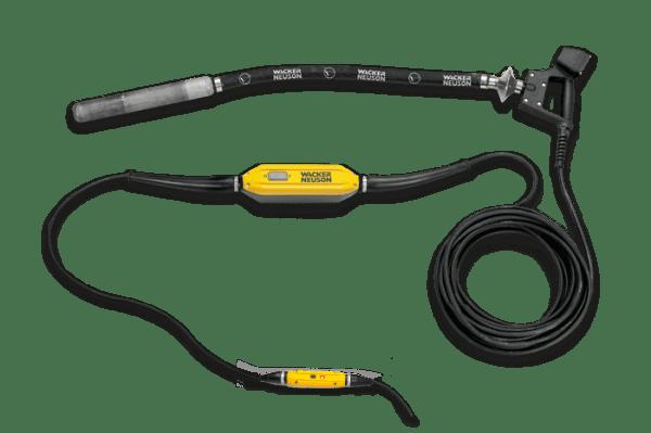 IRSE-FU45/230/08 - High Freq. Internal Vibrating Shaft - 230V, 1-Phase