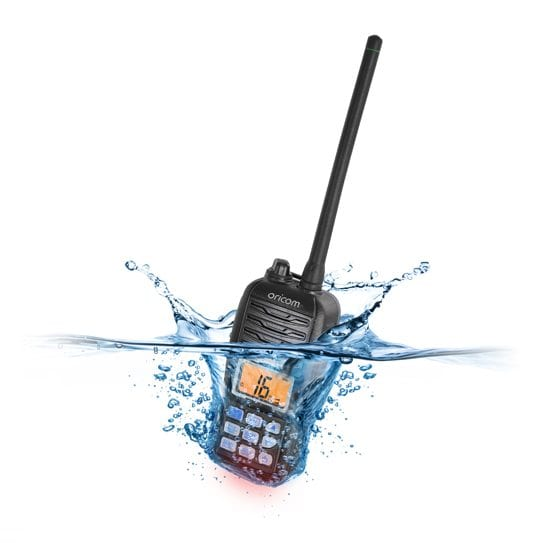 VHF 5W Marine Handheld Portable IP67
