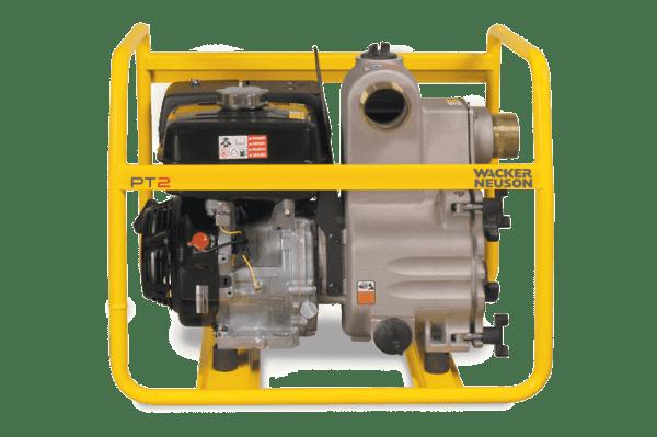 """PT2H - Self Prime Trash Pump 2"""" - Diesel"""
