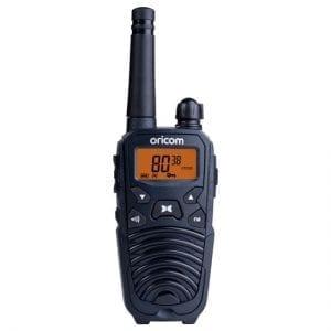 UHF CB Handheld 2-Way Radio - 80Ch. 2W