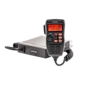 UHF CB Mobile 2-Way Radio - 80Ch. 5W Intelligent Speaker Microphone