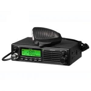 UHF CB Mobile 2-Way Radio - 80Ch. 5W SB RP