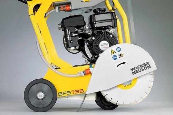 BFS735 - Floor Saw - Petrol