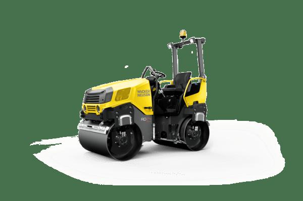 RD27-120 - Double Drum Ride-On Roller - Diesel (German Built)