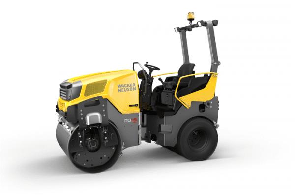 RD45-140 - Double Drum Ride-On Roller - Diesel (German Built)