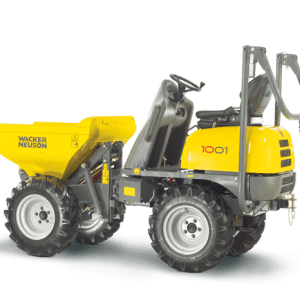 1001 Wheeled Dumper - High Lift - ROPS