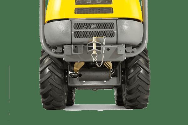 1001 Wheeled Dumper - High Lift - ROPS