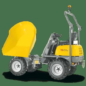 1501 Wheeled Dumper - ROPS