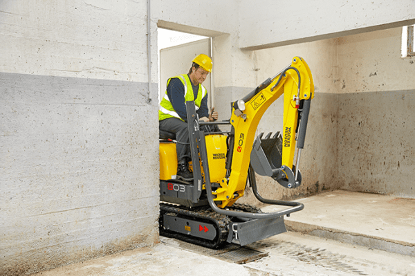 803RD Tracked Excavator