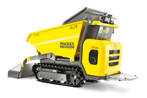 DT08 Tracked Dumper - High Tip - Diesel