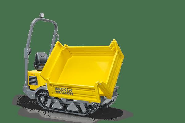 DT15 Tracked Dumper - Front Tip - Diesel