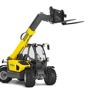 TH412 Telehandler - All Wheel Steer