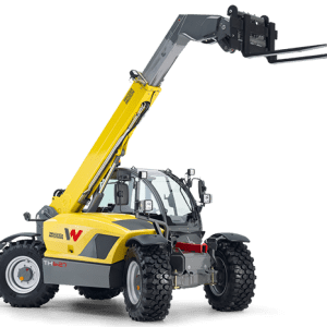 TH627 Telehandler - All Wheel Steer