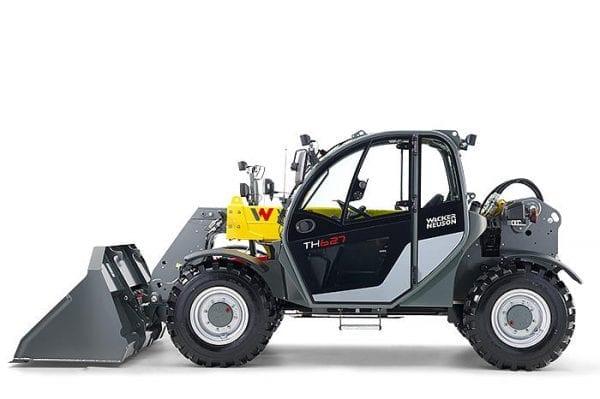 TH627 Telehandler - All Wheel Steer