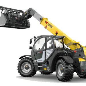 TH744 Telehandler - All Wheel Steer