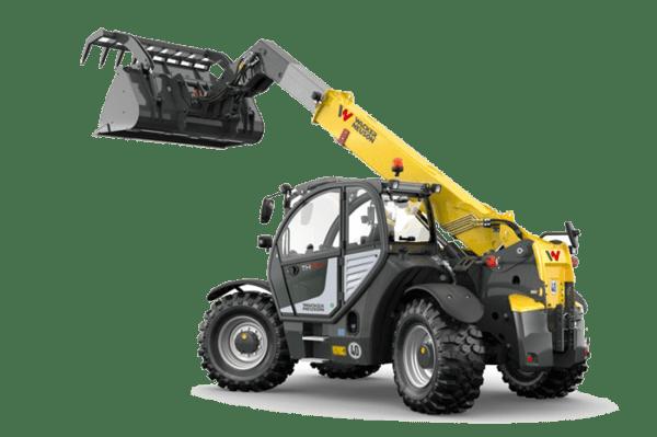 TH744 Telehandler - All Wheel Steer