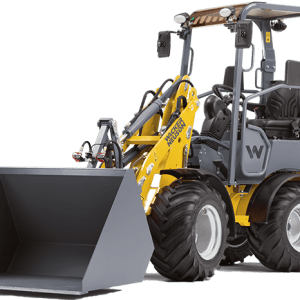 WL20e Articulated Wheel Loader - Canopy