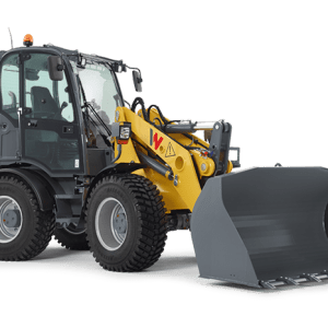 WL70 Articulated Wheel Loader - Cabin