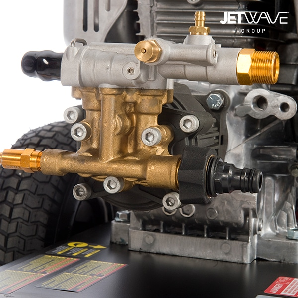 Jetwave Black GC High Pressure Water Cleaner