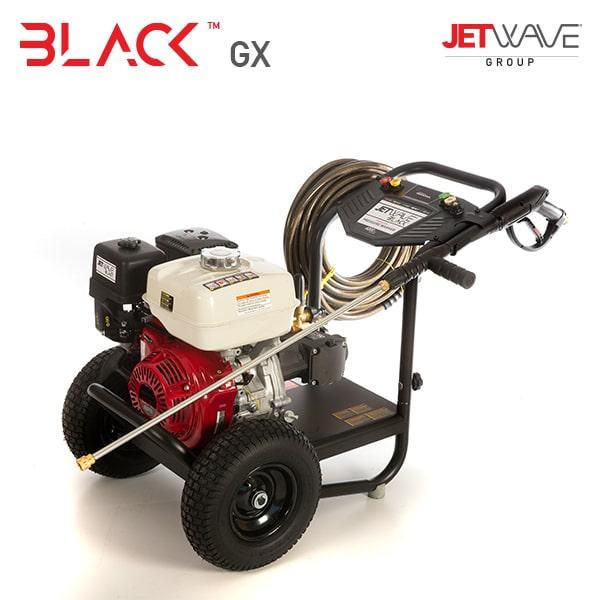Jetwave Black GX High Pressure Water Cleaner
