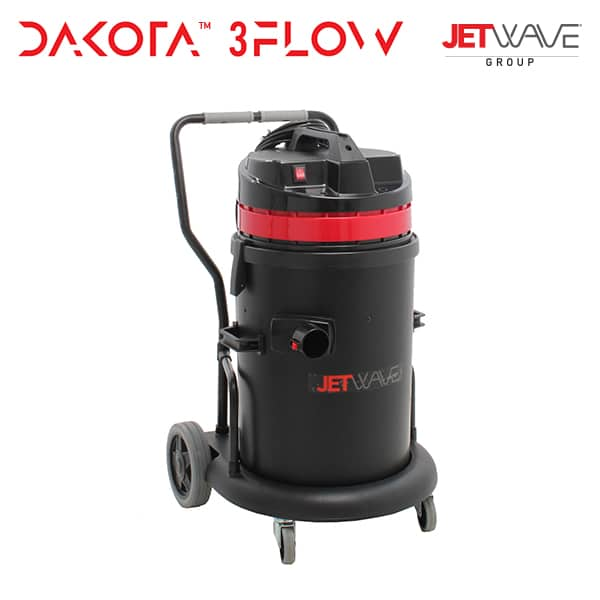 Jetwave Dakota 3 Flow Industrial Vacuum Cleaner