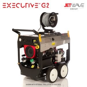 Jetwave Executive G2 (4000-20) High Pressure Water Cleaner