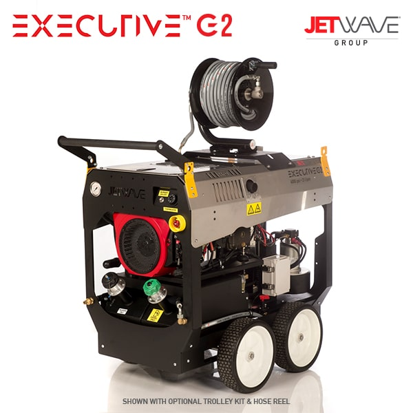 Jetwave Executive G2 (280-20) High Pressure Water Cleaner