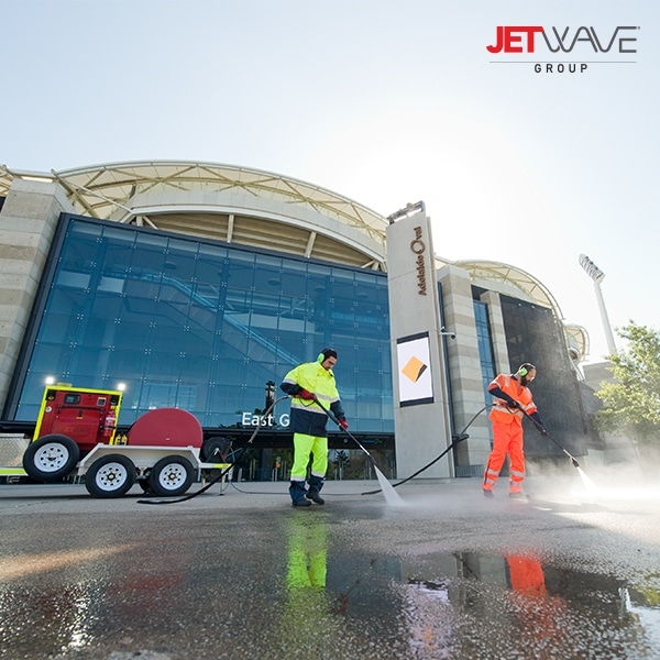 Jetwave Executive Silent (300) High Pressure Water Cleaner