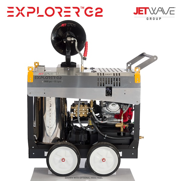 Jetwave Explorer G2 (4060-15) High Pressure Water Cleaner