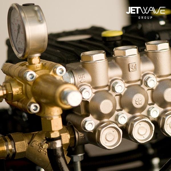 Jetwave Hornet 201D High Pressure Water Cleaner