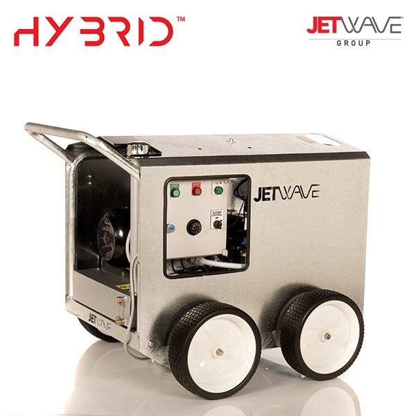 Jetwave Hybrid 200-15 High Pressure Water Cleaner