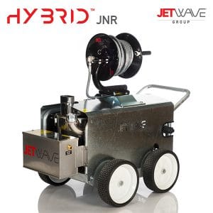 Jetwave Hybrid Jnr 130-10 High Pressure Water Cleaner