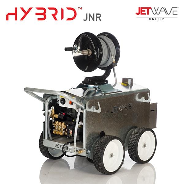 Jetwave Hybrid Jnr 130-10 High Pressure Water Cleaner