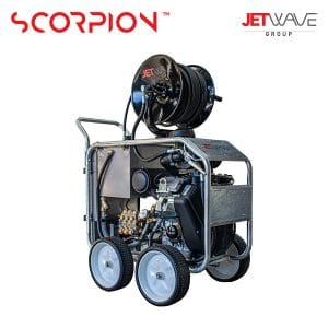 Jetwave Scorpion 350 Jetting & Drain Equipment