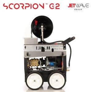 Jetwave Scorpion G2 300-26 Jetting & Drain Equipment