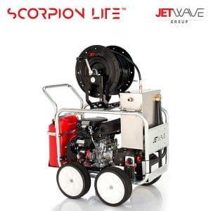 Jetwave Scorpion Lite 280 Jetting & Drain Equipment