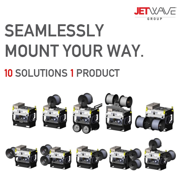 Jetwave Scorpion G2 300-26 High Pressure Water Cleaner