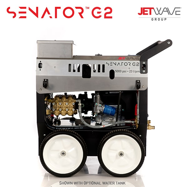 Jetwave Senator G2 280-20 High Pressure Water Cleaner