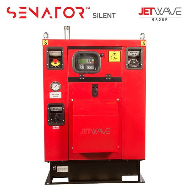 Jetwave Senator Silent (500-18) High Pressure Water Cleaner