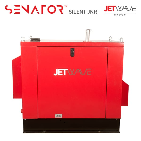 Jetwave Senator Silent Jnr (200-21) High Pressure Water Cleaner