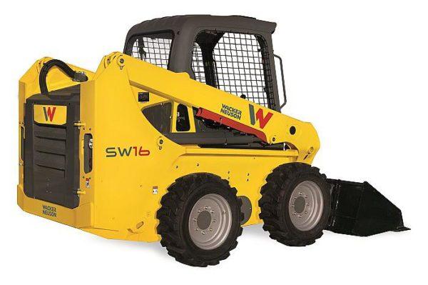 SW16 Skid Steer Loader