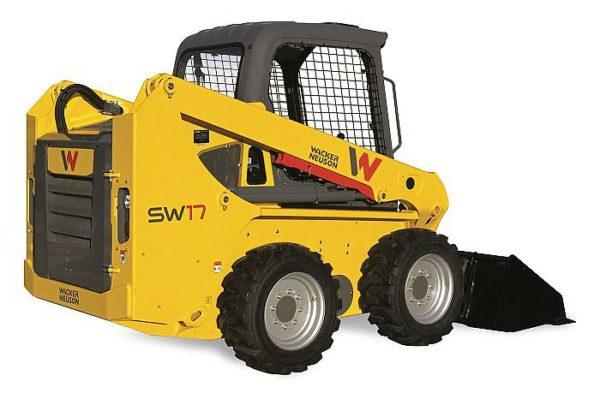 SW17 - Radial Lift Skid Steer