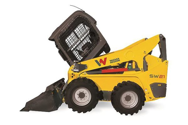 SW21 - Vertical Lift Skid Steer Loader