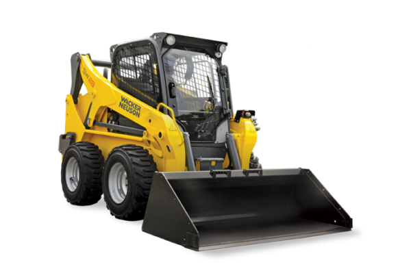 Main Content SW28 - Vertical Lift Skid Steer Loader