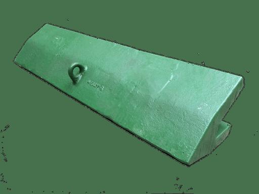 ESCO Style Weld-On Lip Shroud 1000mm Long suits 70-100mm Lip (PN: WE6027)