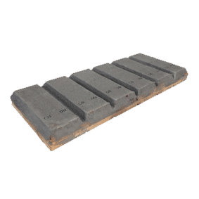 Chocky Bar 90 x 240mm Notched (PN: CB90N)
