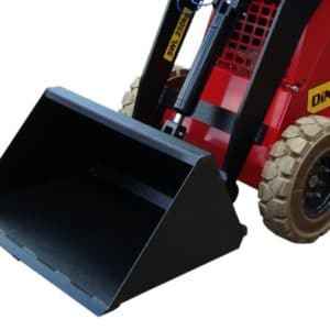 Dingo Bucket - Limited Access 760mm