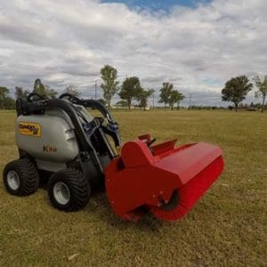 Dingo Bucket Broom 1,200mm
